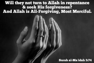 Dhul Hijjah: Enter through the door of Repentance